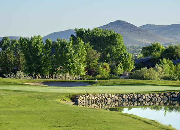 Red Hawk Golf Club – Lakes Course